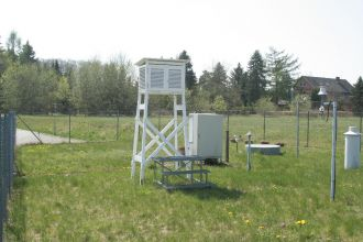 Wetterstation, © Elgin Staginnus-Scheurer